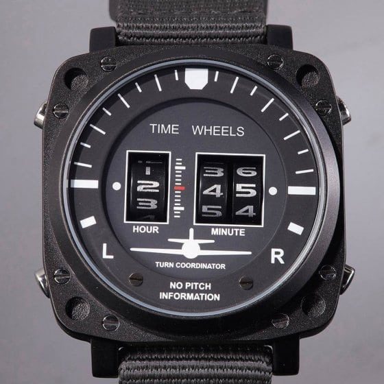 "Armbanduhr ""Time Wheels"""