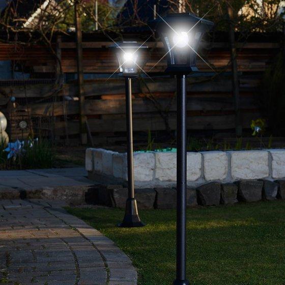 LED Solar-Laterne