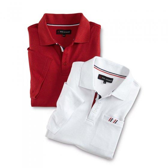 Interlock Poloshirt