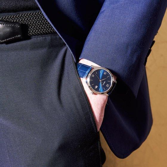"""Armbanduhr """"ARISTO BLUERETRO"""""""