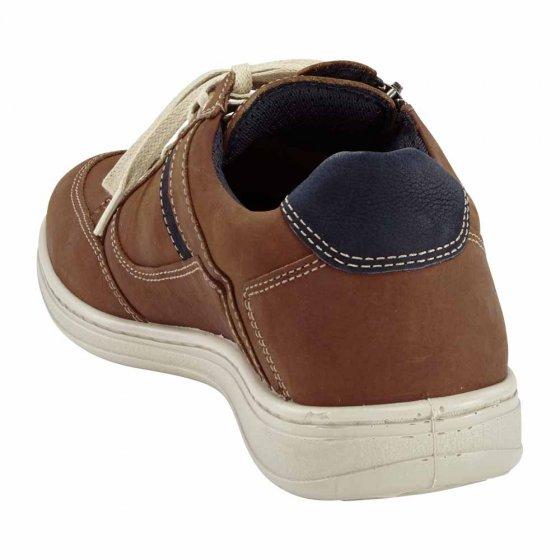 Aircomfort Sneaker mit Reißverschluss