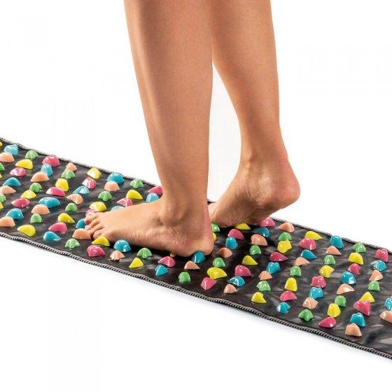 Fußreflexzonen-Massagematte
