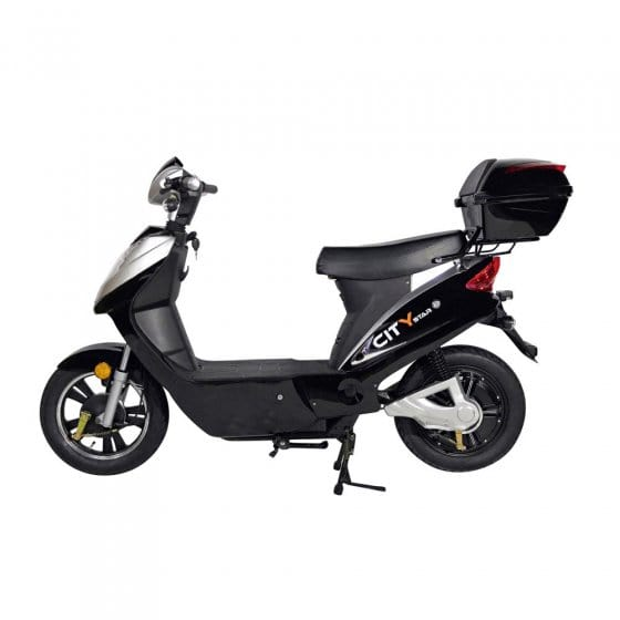 """E-Motorroller """"City Star 2.0"""" 20/45 km/h"""