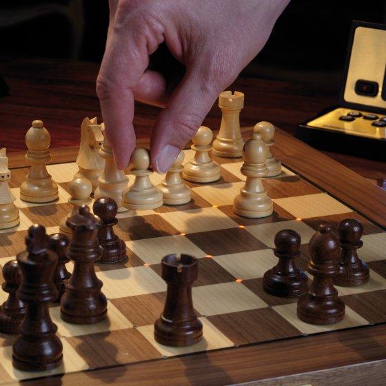 Schachcomputer mit Figurenerkennung