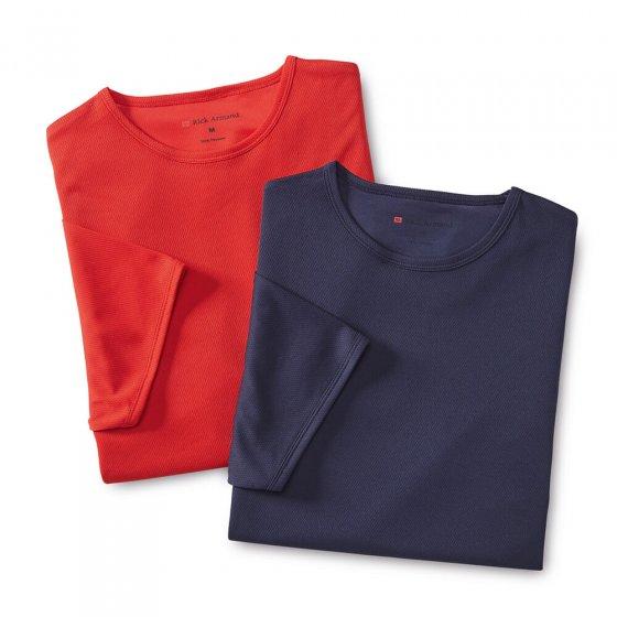 """T-Shirt """"Argentum"""" 2er-Set"""