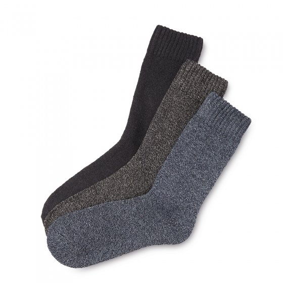 Baumwoll Mouliné Socken 6er-Pack