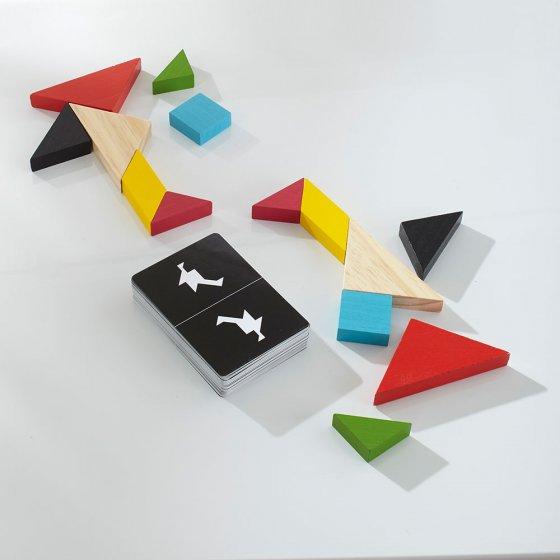 Tangram-Holzspiel 2er-Set
