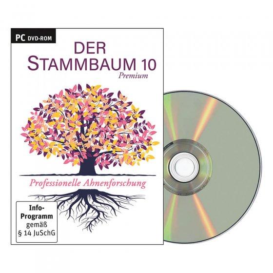 """Ahnenforschungs-DVD """"Der Stammbaum"""""""