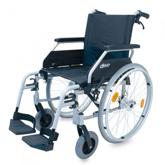 Rollstuhl Litec 2G mit Trommelbremse