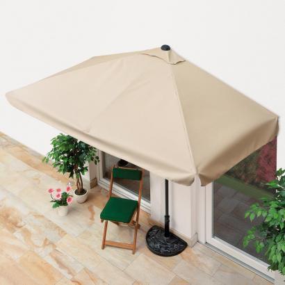 rechteckiger balkon sonnenschirm g nstig kaufen im online. Black Bedroom Furniture Sets. Home Design Ideas