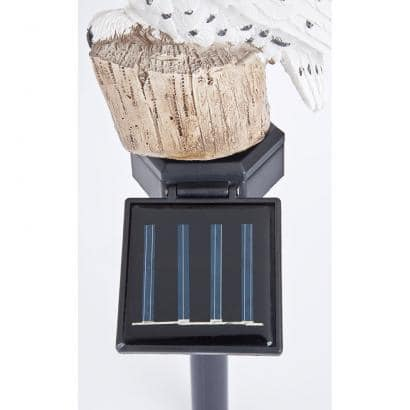 solar schneeeule g nstig kaufen im online shop. Black Bedroom Furniture Sets. Home Design Ideas