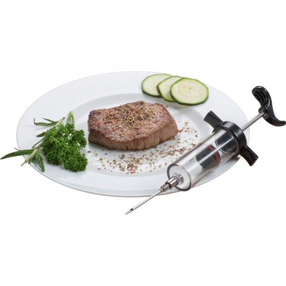 Fleisch- und Bratenspritze