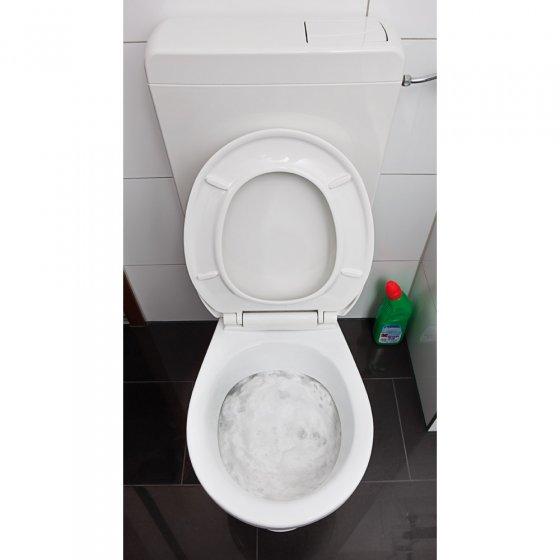 WC-Zauberpulver