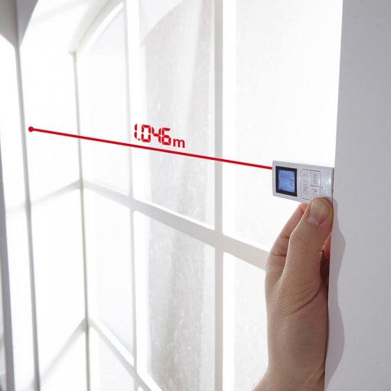 Taschen-Laser-Distanzmessgerät