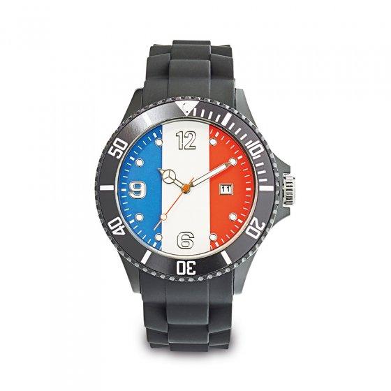Fan-Armbanduhr