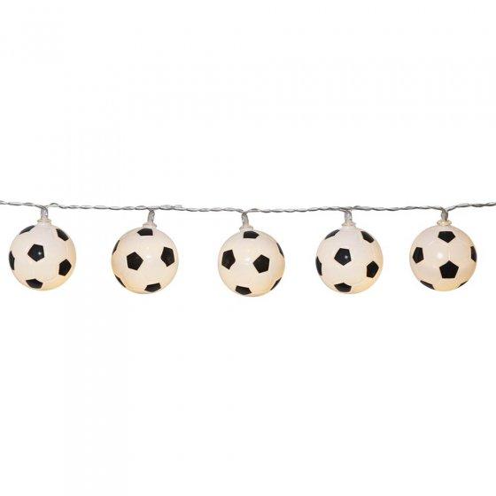 Fussball-Lichterkette