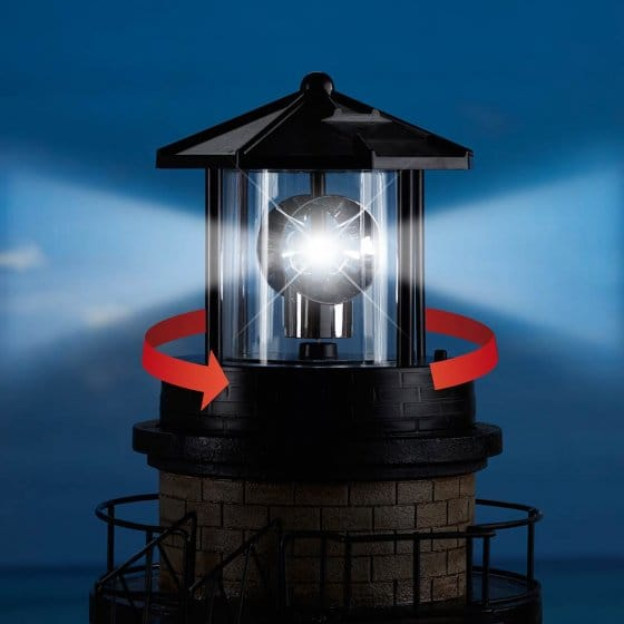 "Solar Leuchtturm  ""AR-MEN"""