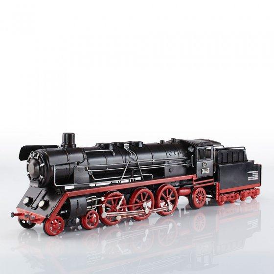 Blechmodell Lokomotive 01