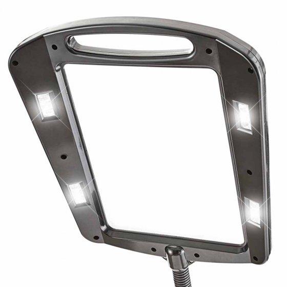 LED-Maxi-Lupe mit Standfuß