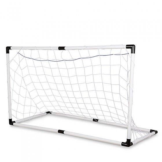 Fußballtor-Set mit Ball und Pumpe