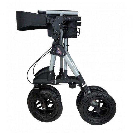 Aluminium Outdoor Rollator