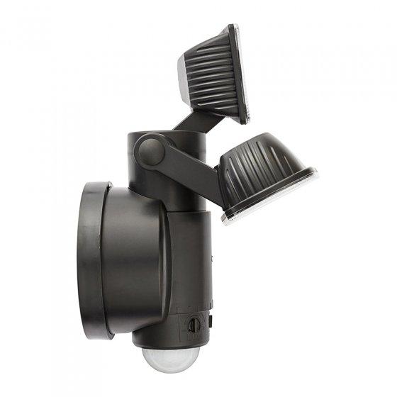 Ultraheller LED-Strahler mit Bewegungsmelder