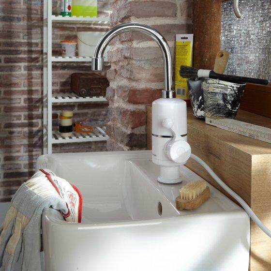 Durchlauferhitzer-Wasserhahn