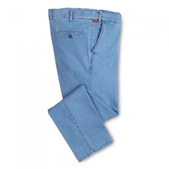 Leichte Stretchbund-Jeans