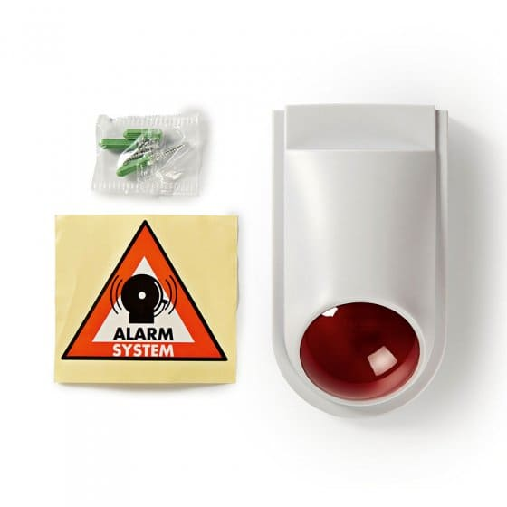 Alarmsirenen-Attrappe