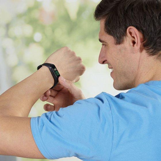 Fitness-Uhr