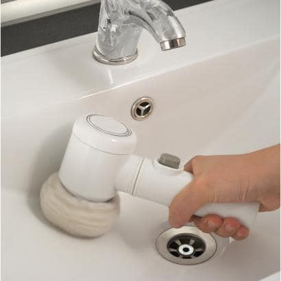 elektrische reinigungsb rste g nstig kaufen im online shop. Black Bedroom Furniture Sets. Home Design Ideas