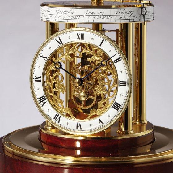 Astrolabium Messing/Mahagoni