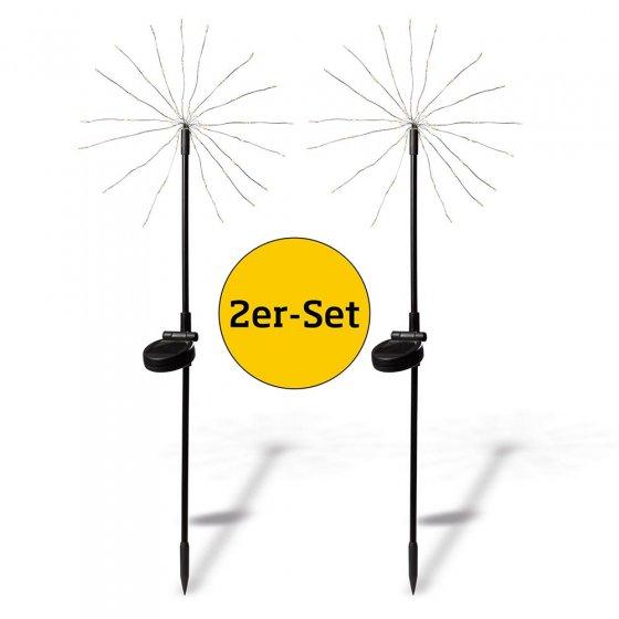 Solar-Wunderkerzenset 2er-Set