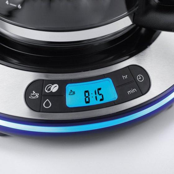 Digitale Kaffeemaschine