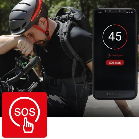 360°-LED-Sicherheitshelm