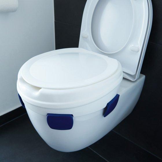 """Toilettensitz """"Clipper"""" mit Deckel"""
