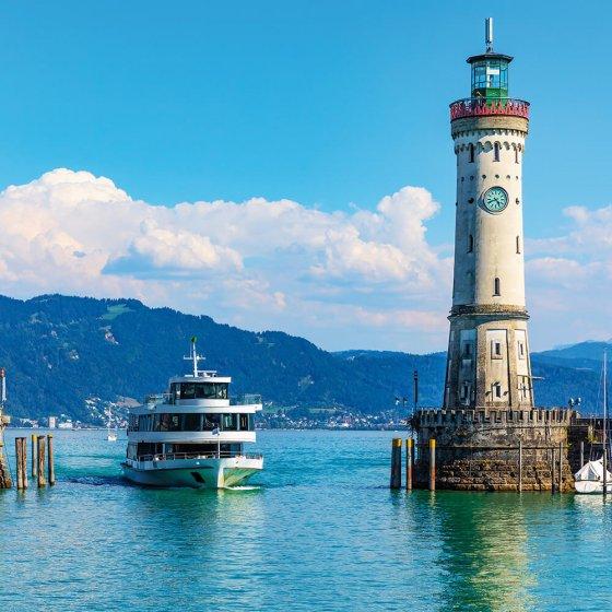 """Solar Leuchtturm  """"Lindau"""""""