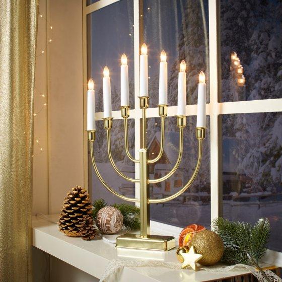 Fenster-Kerzenleuchter