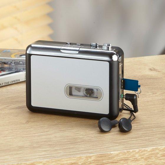 Kassetten- und Audio-Digitalisierer