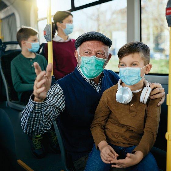 Einweg-Mund-/ Nasenmaske 20er Set