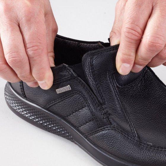 Aircomfort-Slipper mit Klimafunktion