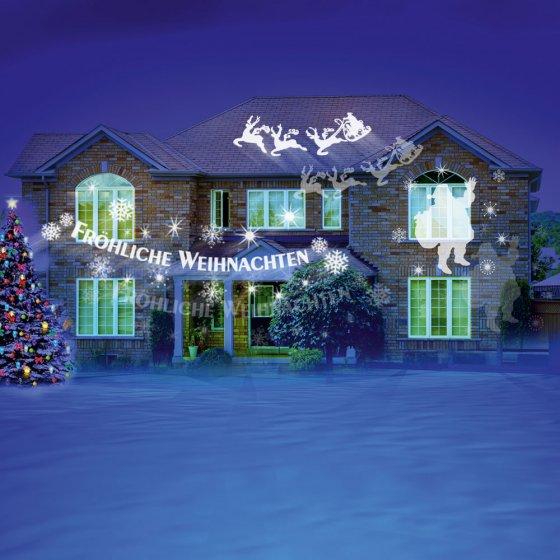 led strahler weihnachten 3er set g nstig bei eurotops bestellen. Black Bedroom Furniture Sets. Home Design Ideas
