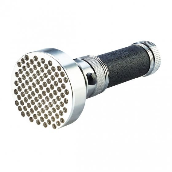 100-LED-Taschenlampe