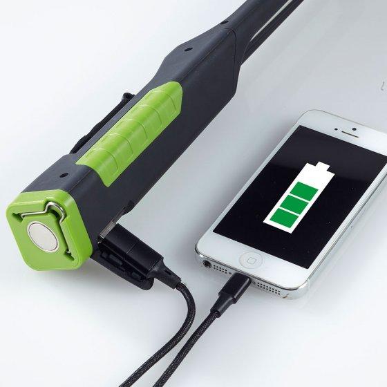 Dynamo-USB-Leuchte