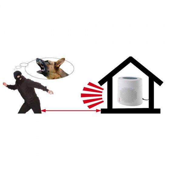 Radar-Alarmsystem