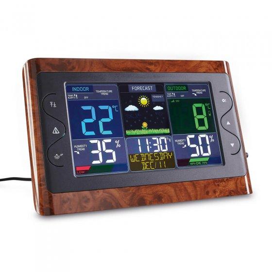 Funk-Wetterstation mit XL-Display