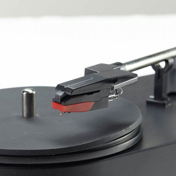 Mobiler Schallplattendigitalisierer