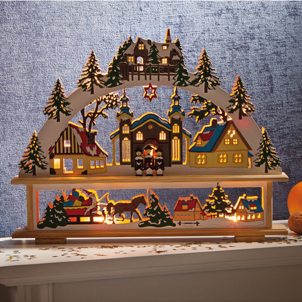 weihnachts lichterbogen weihnachts lichterbogen g nstig. Black Bedroom Furniture Sets. Home Design Ideas