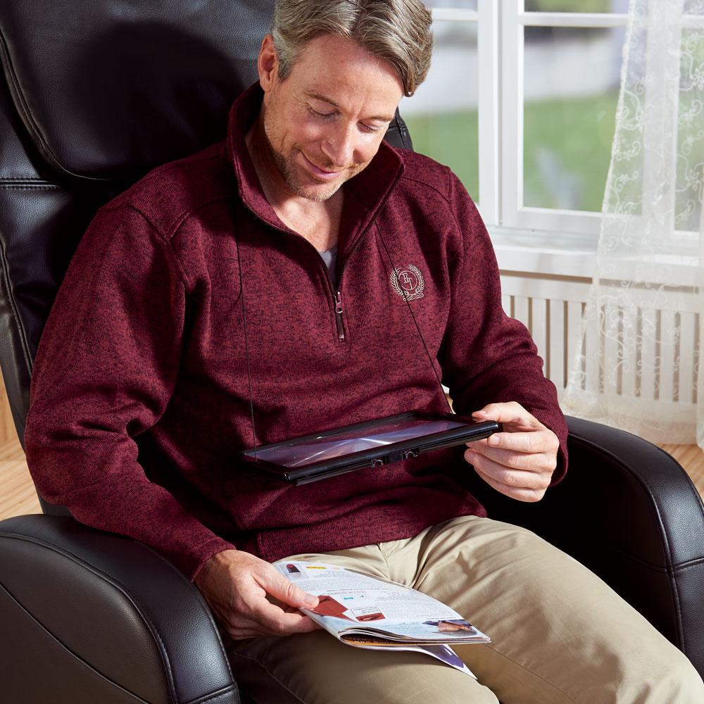 standlupe mit licht standlupe mit licht g nstig kaufen im. Black Bedroom Furniture Sets. Home Design Ideas