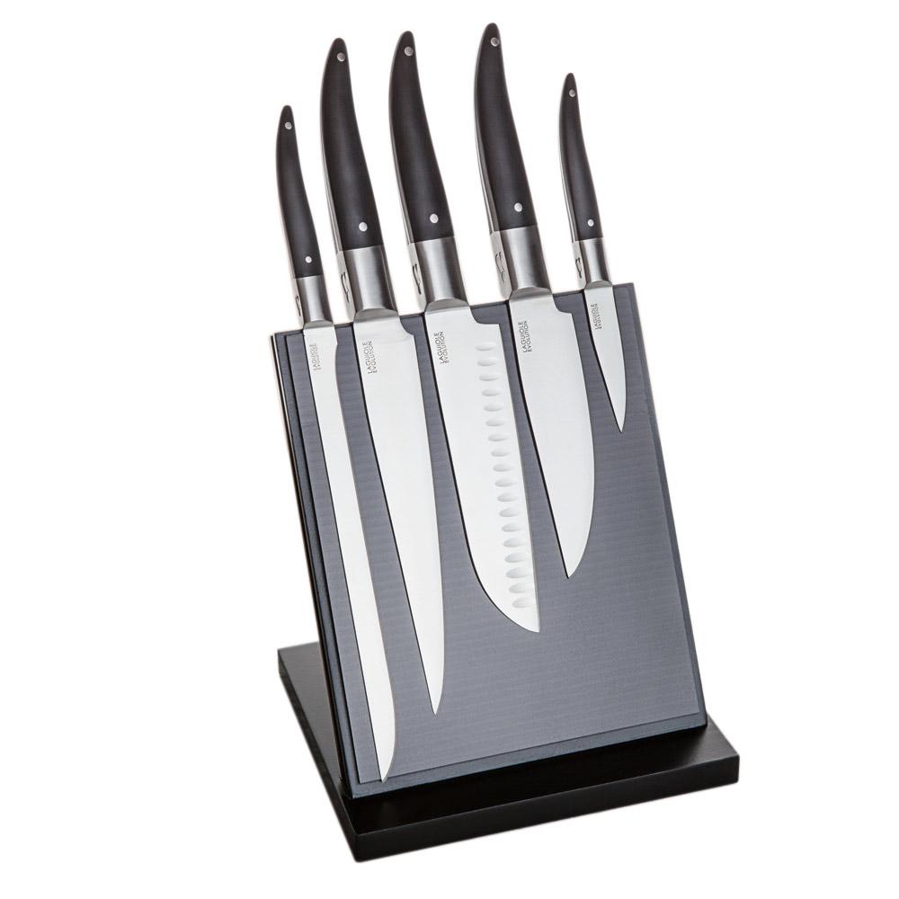 Küchenmesser Set Test ~ laguiole küchenmesser set günstig bei eurotops bestellen